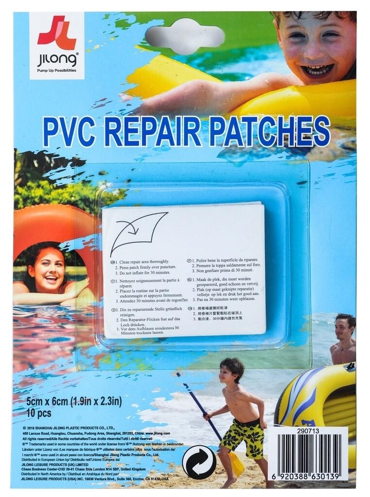 Jilong Reparatur Patches ( PVC )