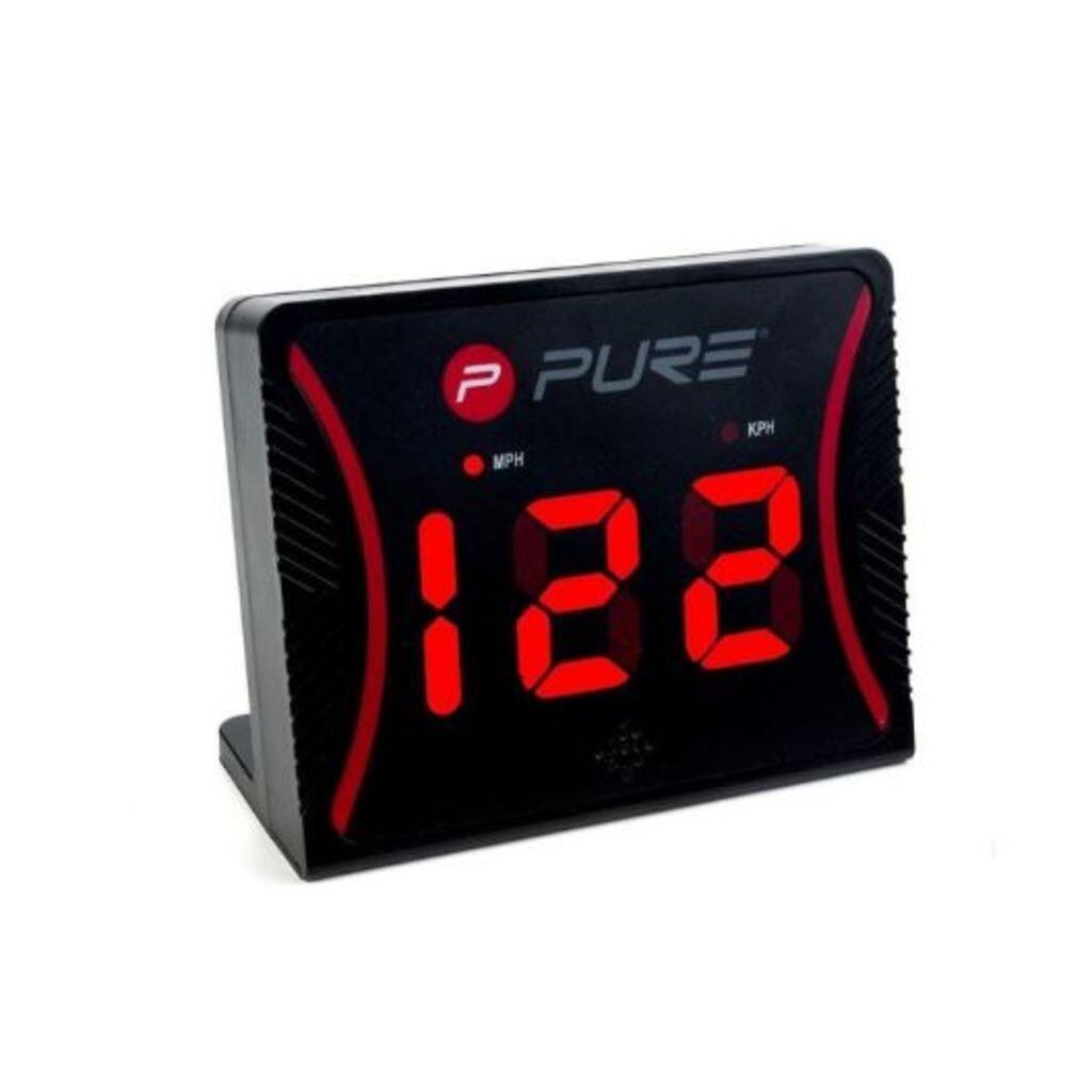 Pure2improve Geschwindigkeitsradar