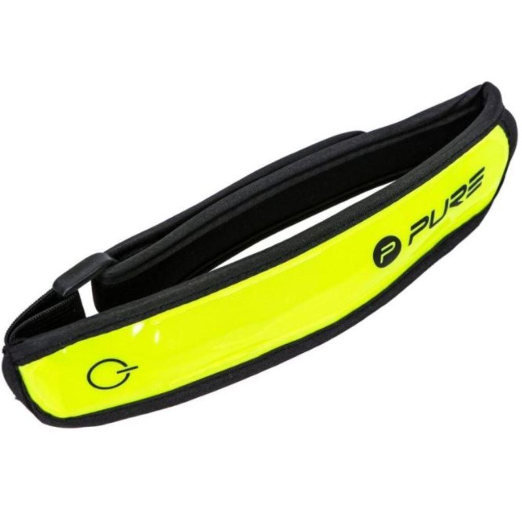 Pure2improve Reflektierendes LED Armband