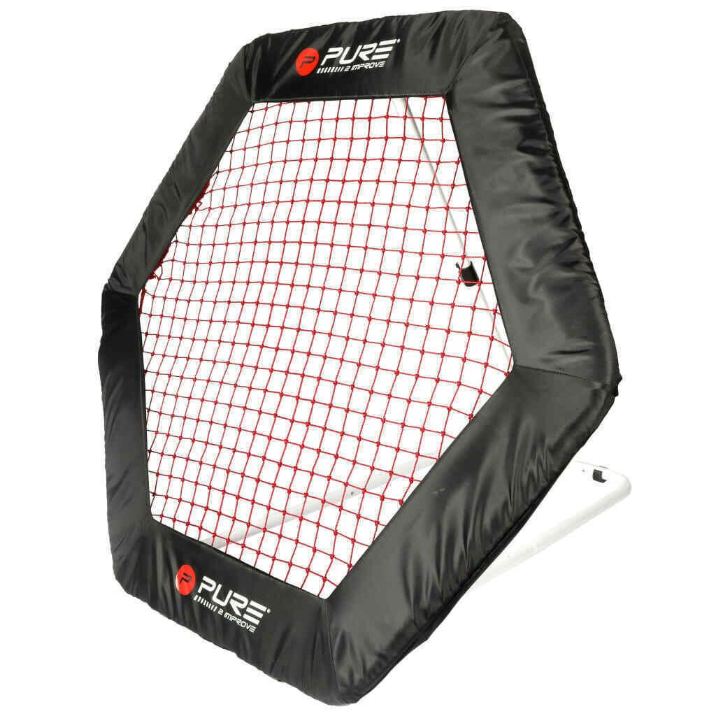 Pure2improve Fussball Rebounder