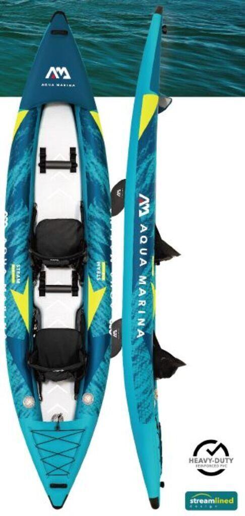 Aqua Marina Steam - Kayak