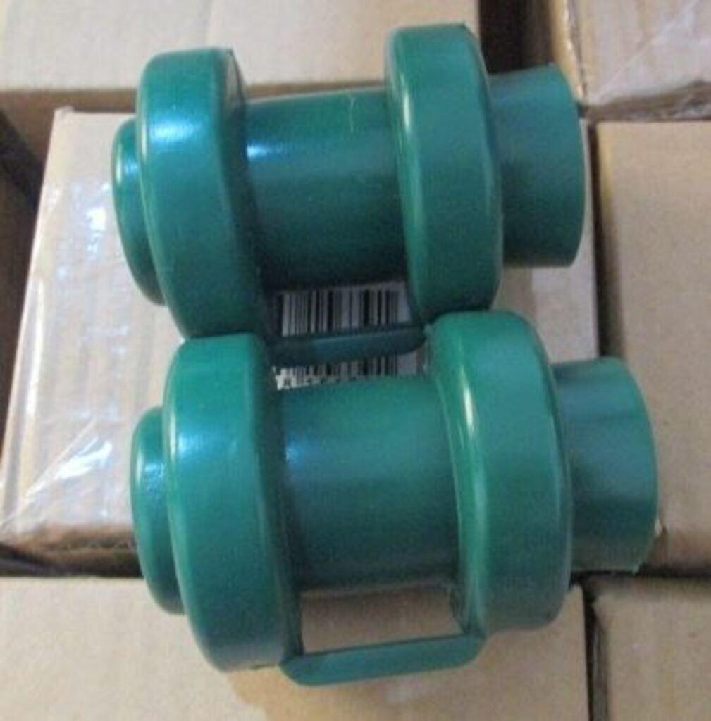 Hudora ET 2 Abschlusskappen 38mm für Trampolin