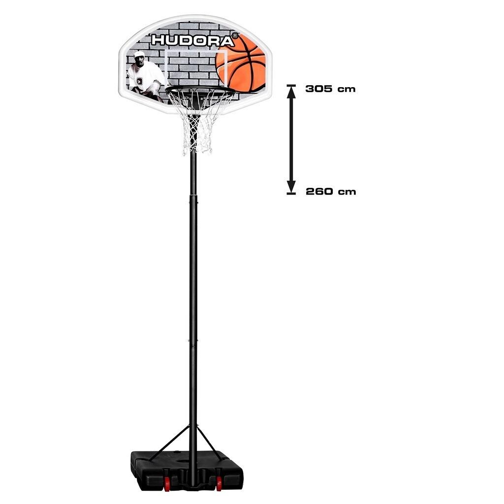 Hudora Basketballständer PRO XXL