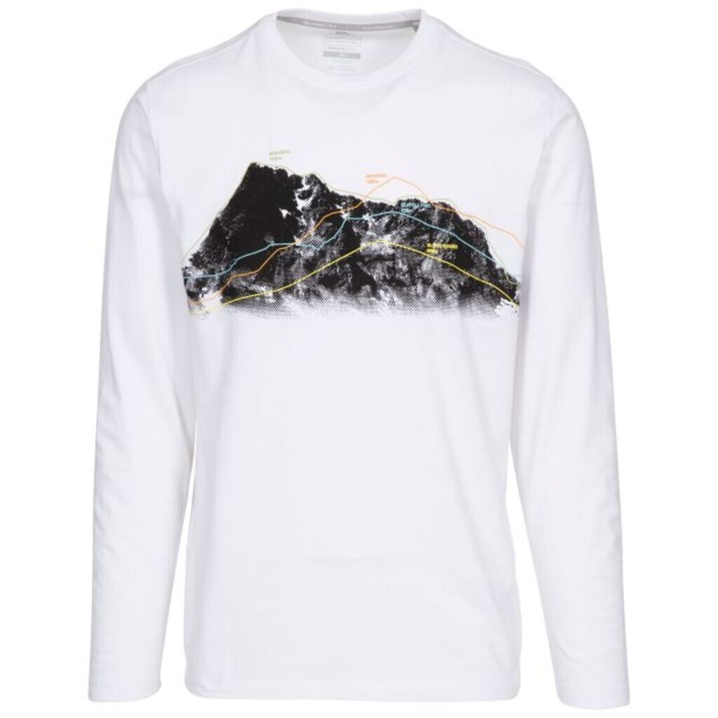 Trespass WRENBURYTON - Herren Langarm Shirt