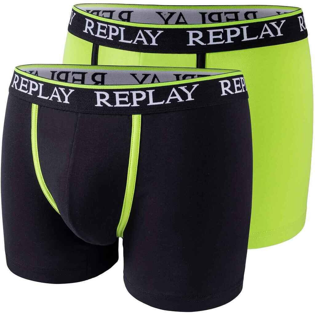 Replay Boxershorts 2er Set