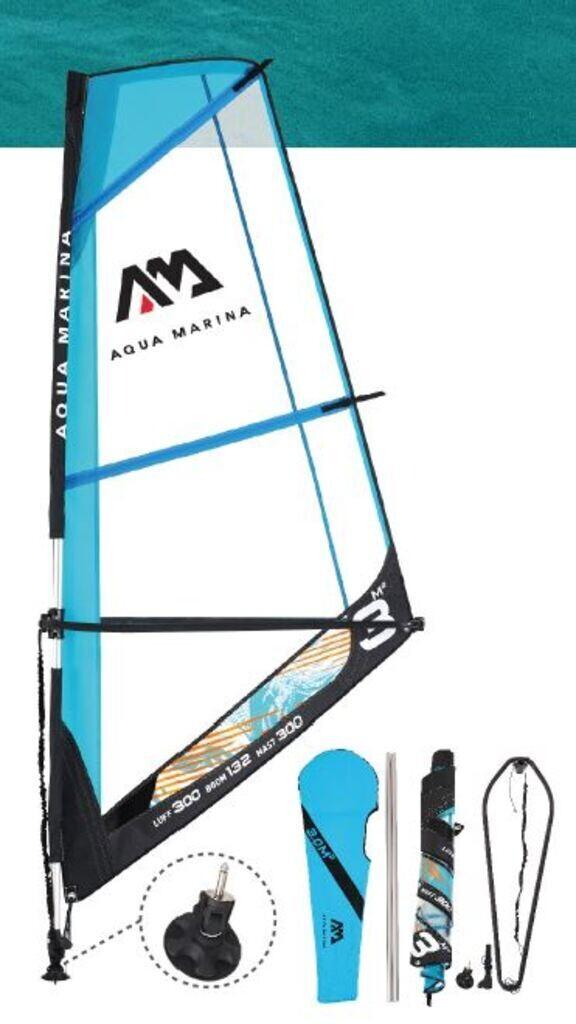 Aqua Marina Windsurf Segel Set