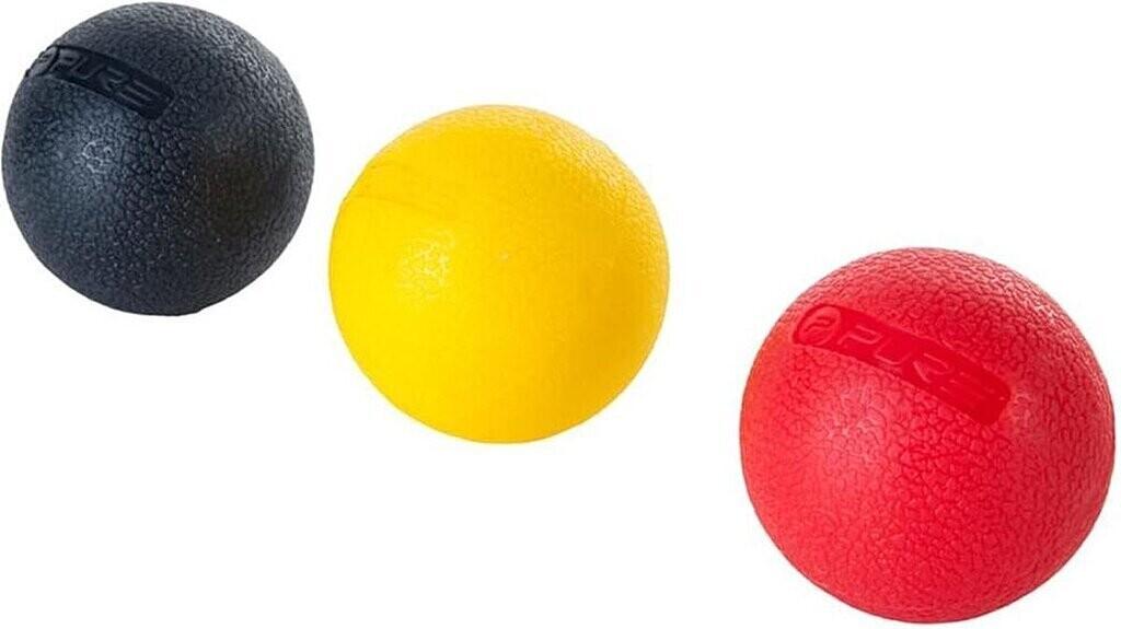 Pure2improve Massageball-Set 3tlg.