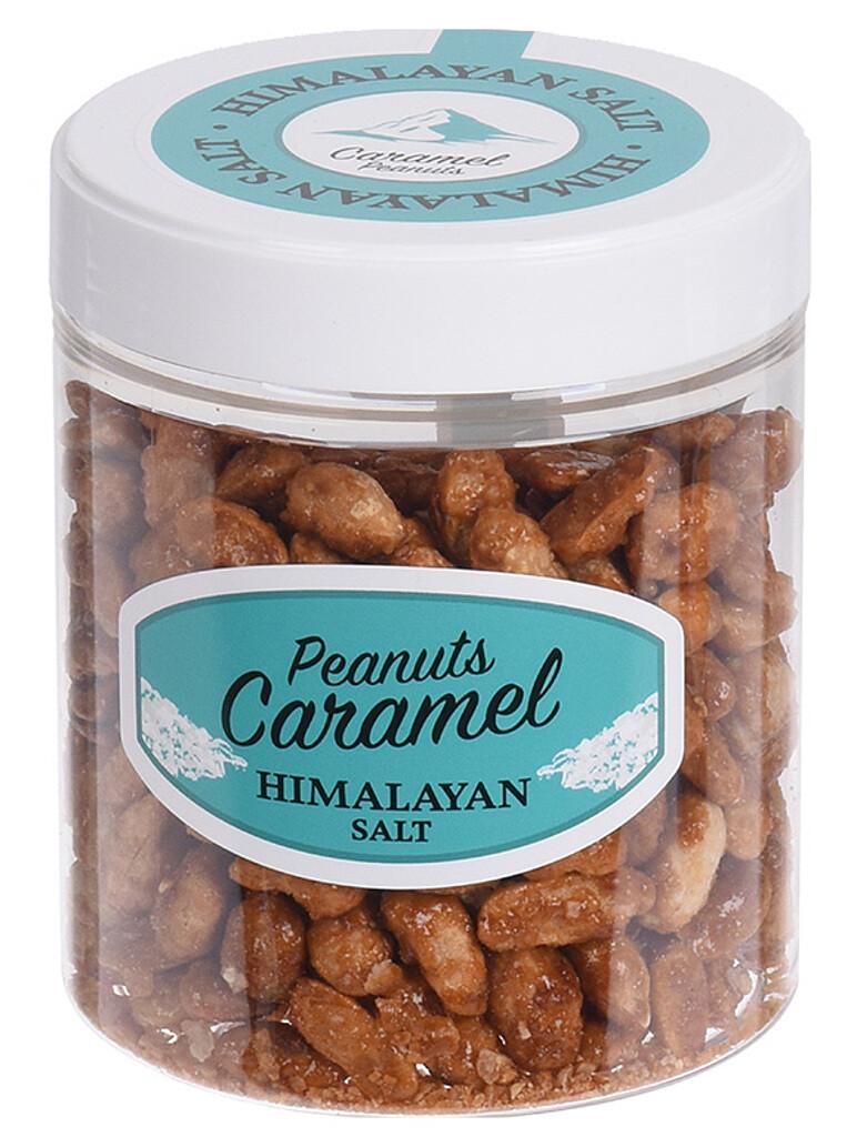 Becky's Karamellisierte Erdnüsse