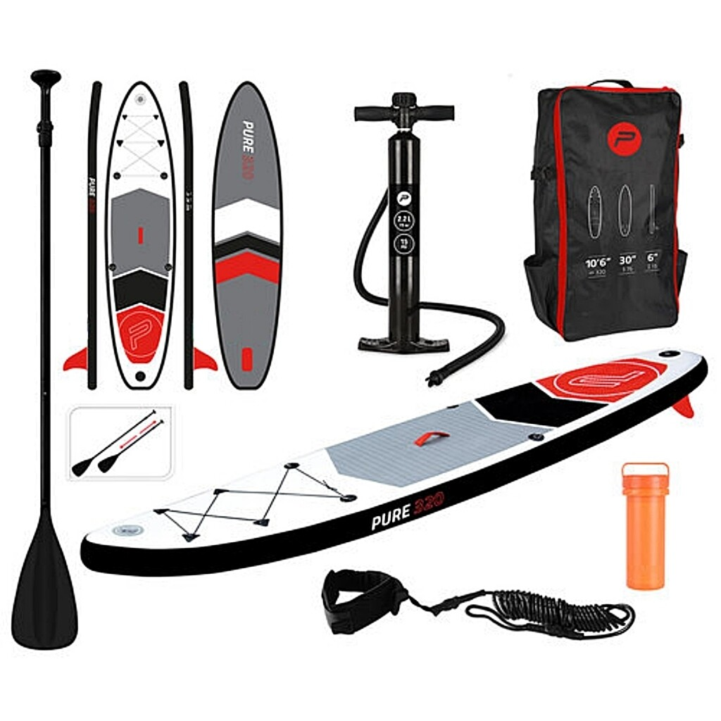 Pure2improve Stand-Up Paddle Board 4Fun Basic 320