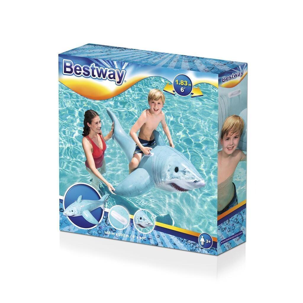 Bestway Schwimmtier Hai