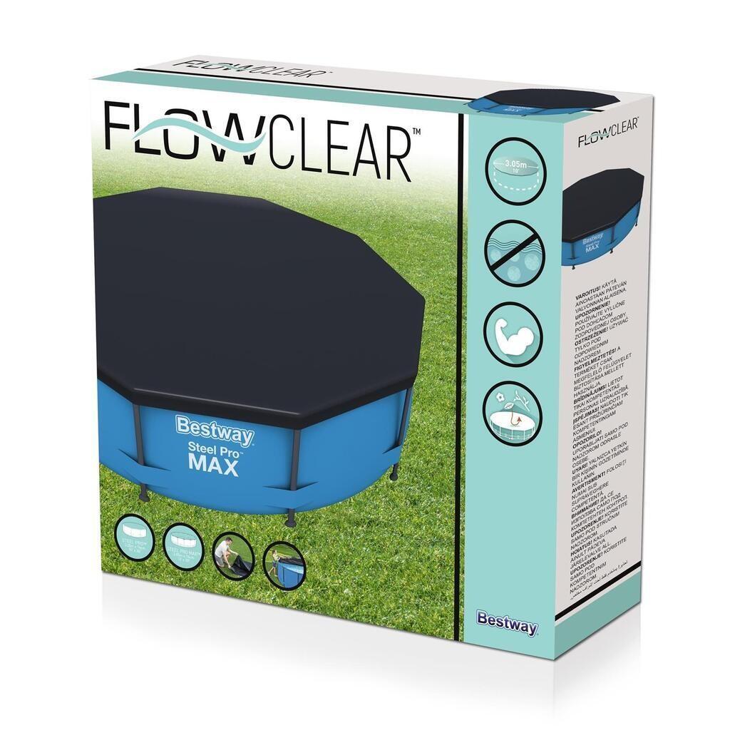 Bestway Flowclear PVC-Abdeckplane