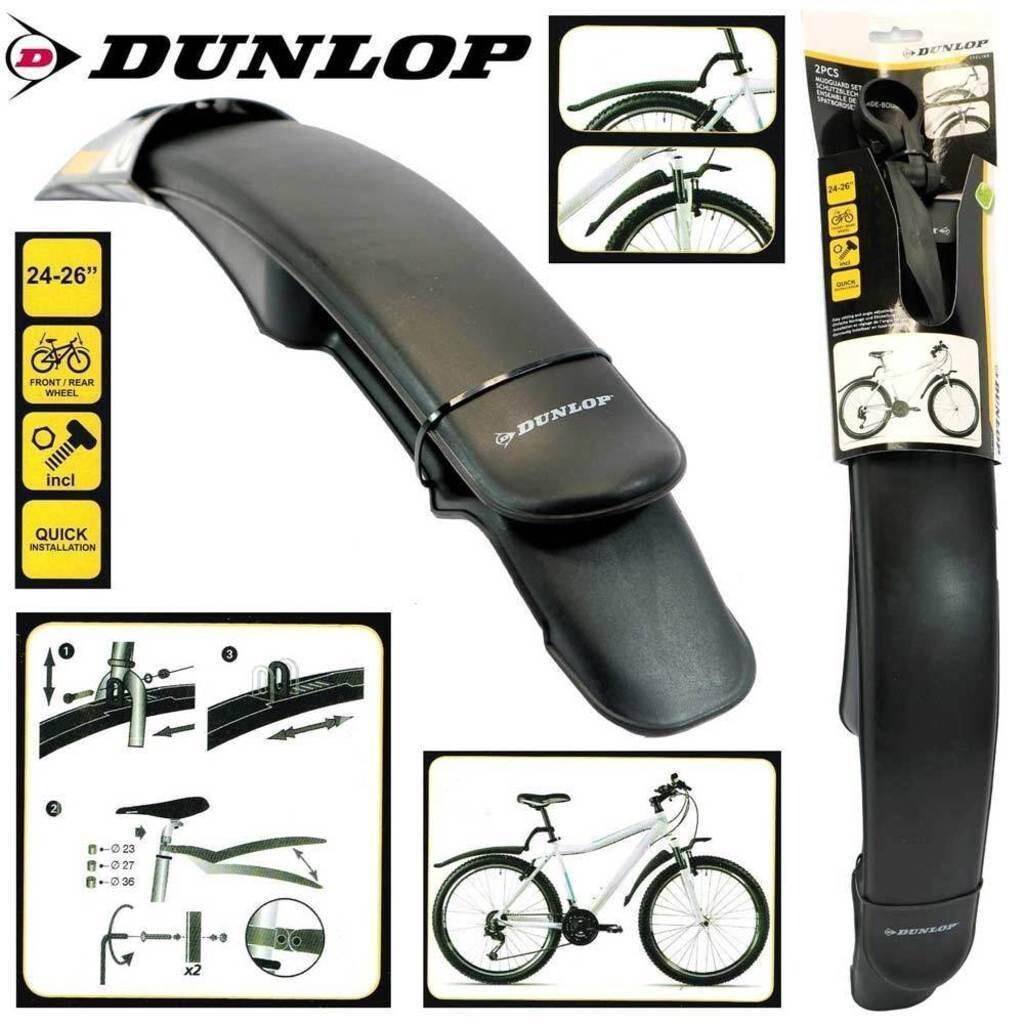 Dunlop Schutzblech-Set 2tlg.