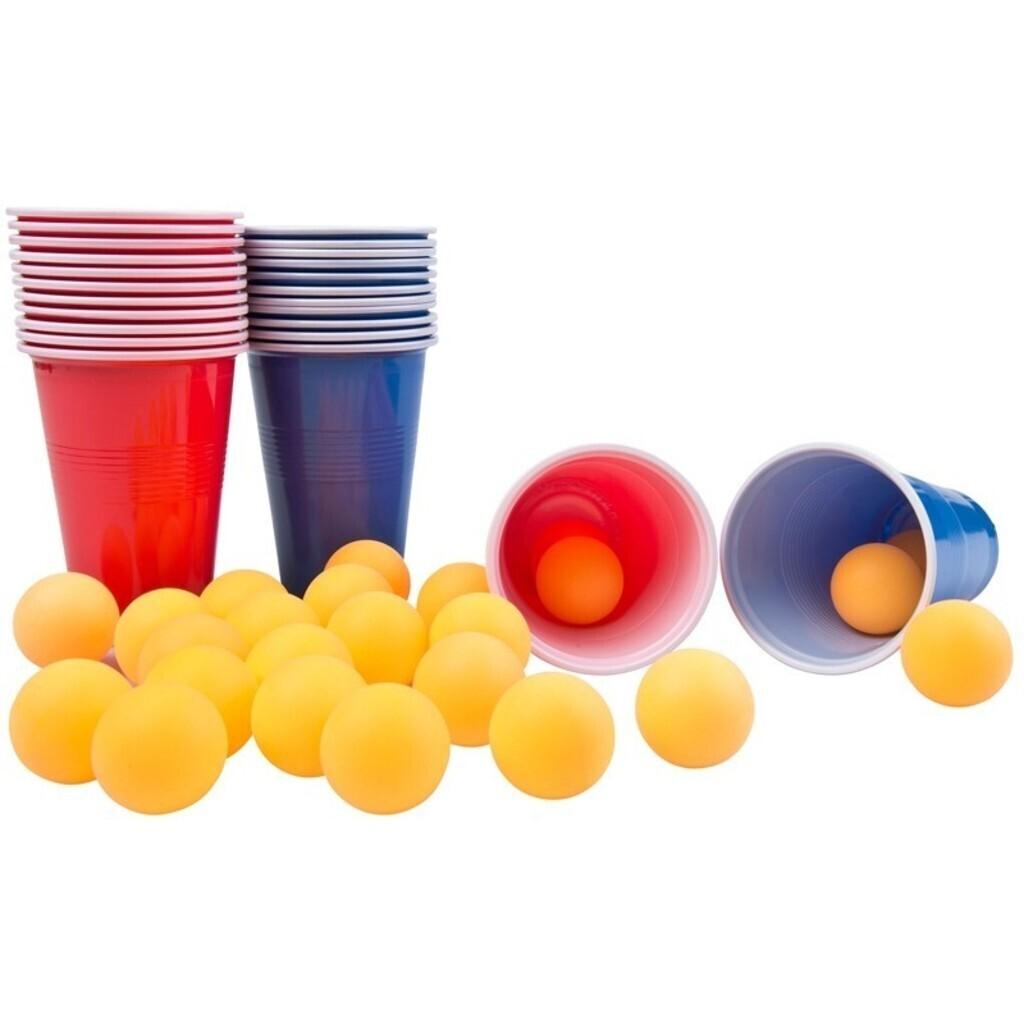 CHAMP Spiel Bier-Pong 48tlg.