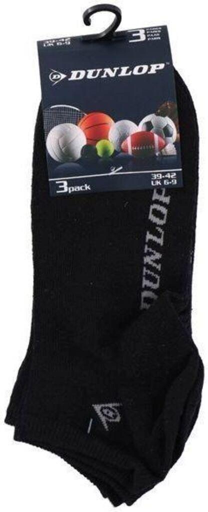 Dunlop Sneaker Socken 3er Set