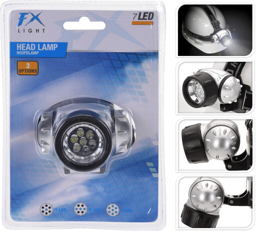 FX Light LED Stirnlampe