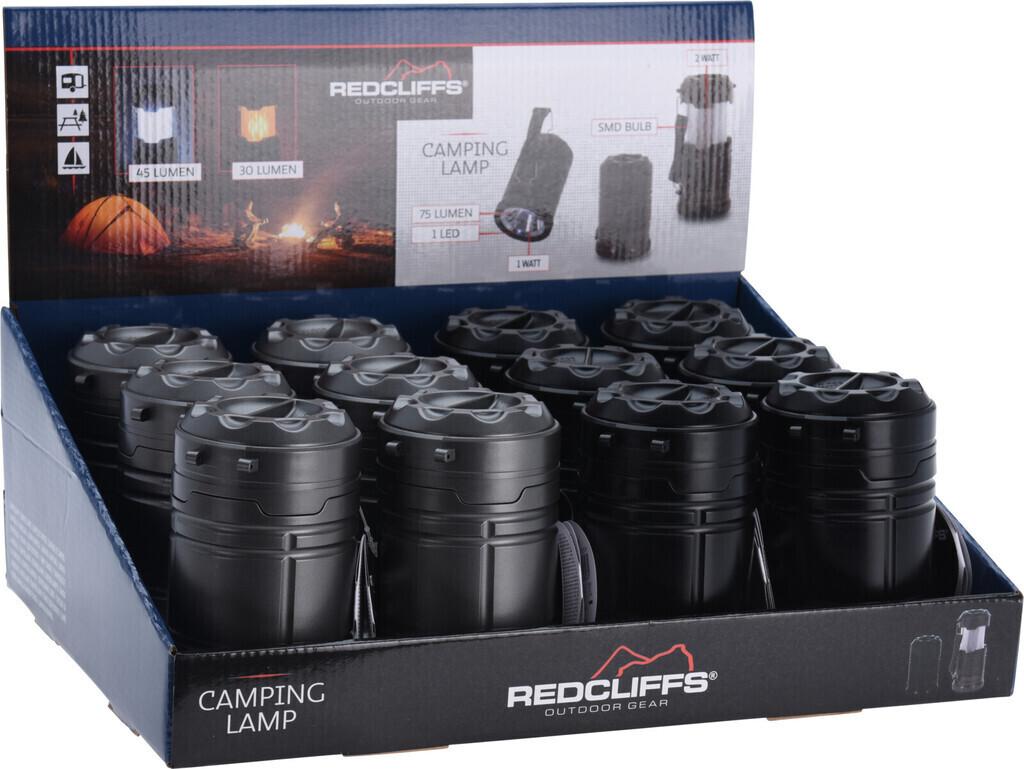 Redcliffs Campinglampe