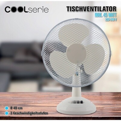 COOLserie Tisch-Ventilator