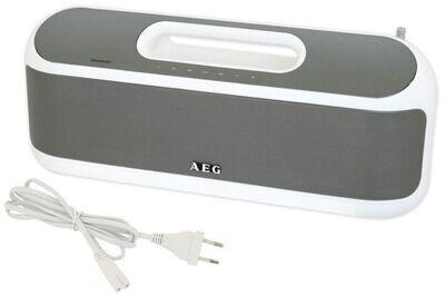 AEG Bluetooth-Stereolautsprecher