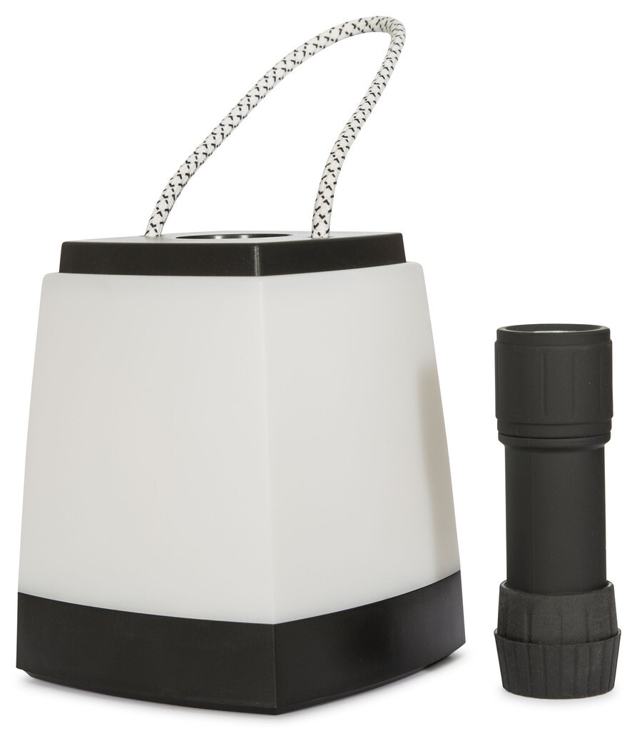 Trespass SHININ - Lampe mit abnehmberer Taschenlampe