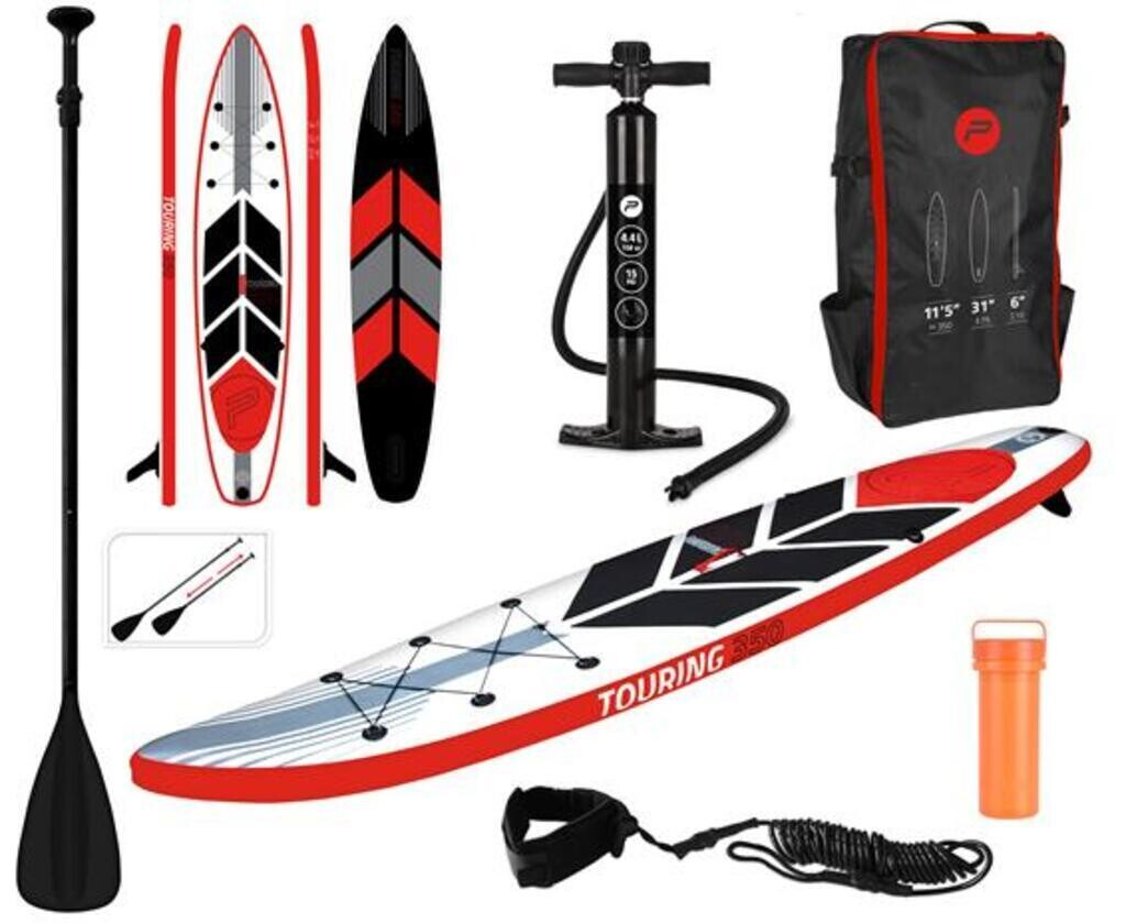 Pure2improve Stand up Paddle Board 4Fun Touring