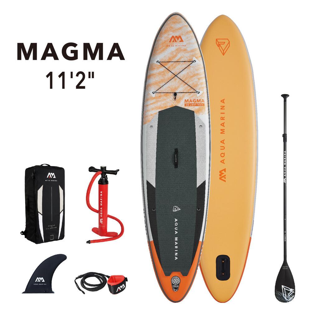 Aqua Marina Advanced All-Around iSUP MAGMA
