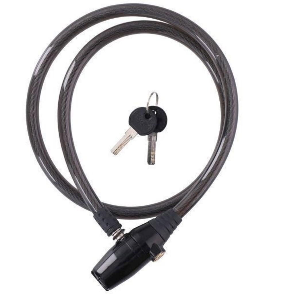 Dunlop Kabelschloss mit Alarm