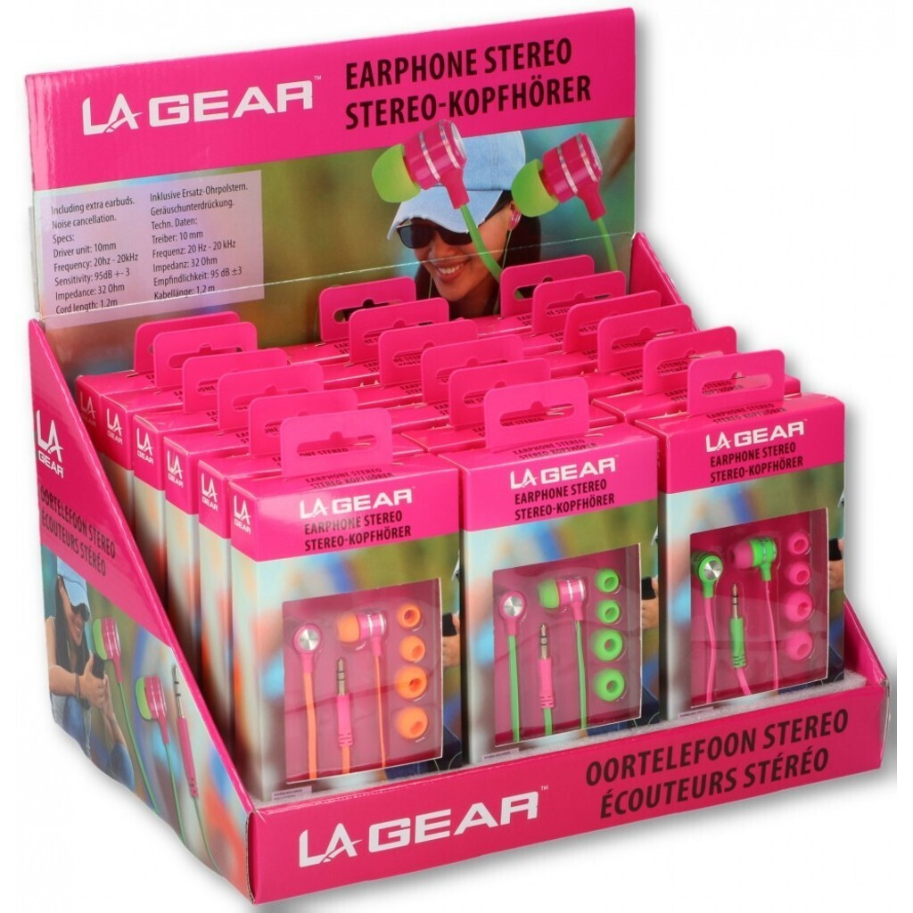 La Gear Stereo Kopfhörer