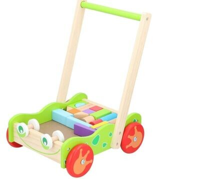 Marionette Wooden Toys Baby Laufhilfe