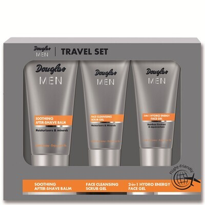 Douglas Travel Set 3er Men