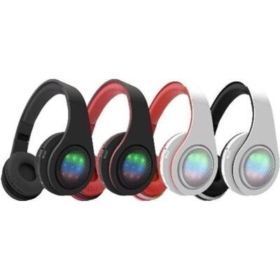 Grundig Bluetooth Kopfhörer mit Disco-Licht