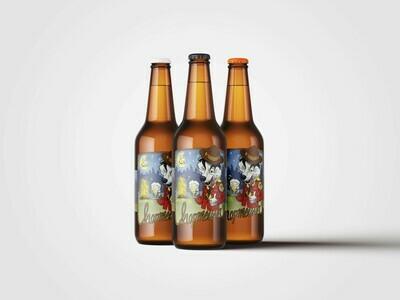 Hopmeister 75jaar Jubilieum Bier
