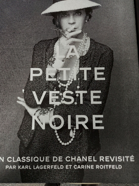 Livre Mode classique de Chanel