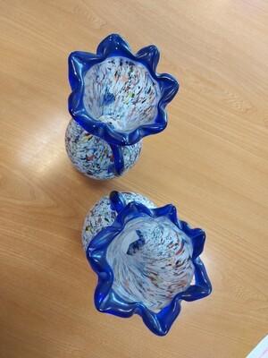 Paire de vases Clichy