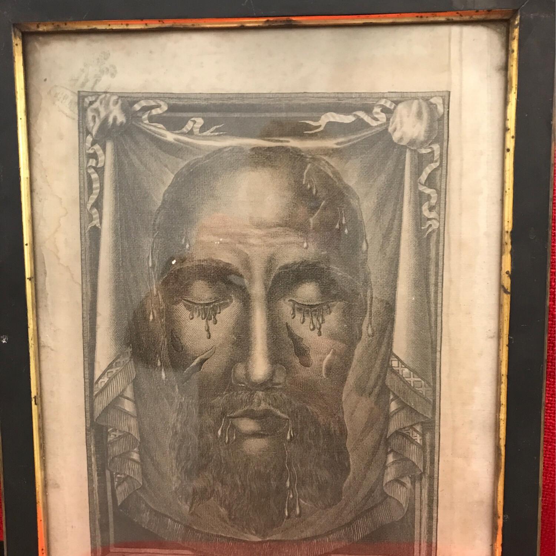 Tête de Christ 1882