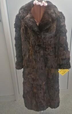 manteau vison