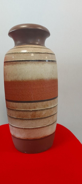 Vase grand en grès
