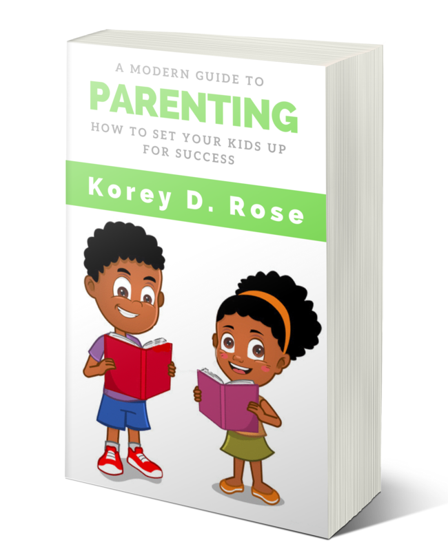 A MODERN GUIDE TO PARENTING: How to Set Your Kids Up For Success.