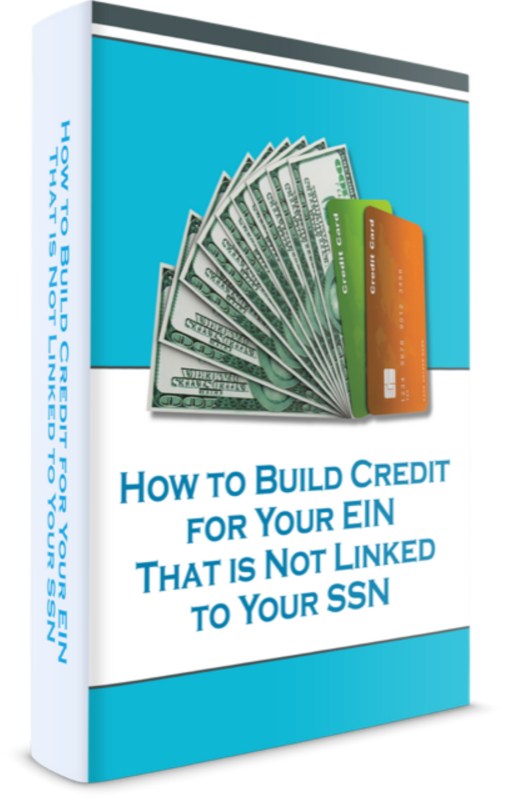 How to Build Credit for Your EIN that is Not Linked to Your SSN