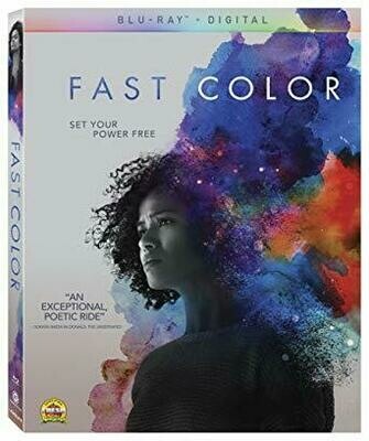Fast Color (Blu Ray - DVD)