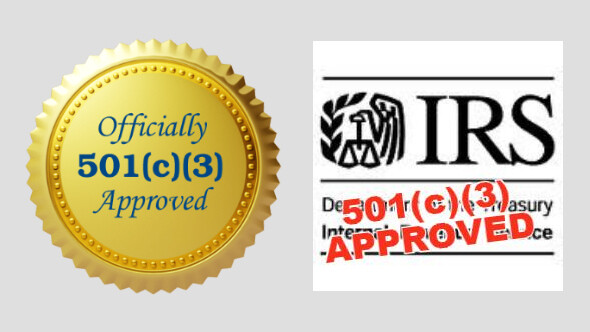 We will Get You Approved as a Tax Exempt Non Profit (501c3)