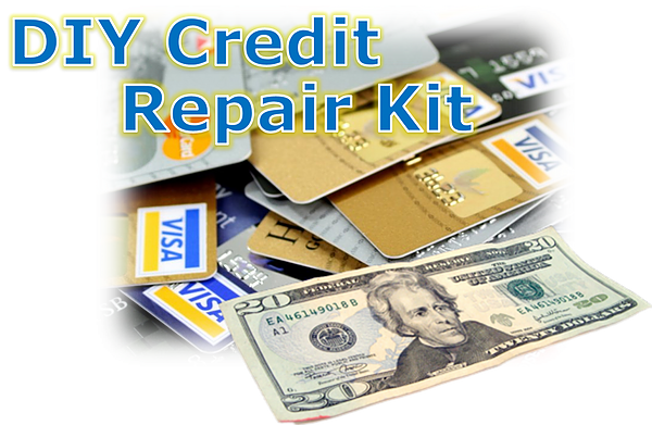 DIY Credit Repair Kit