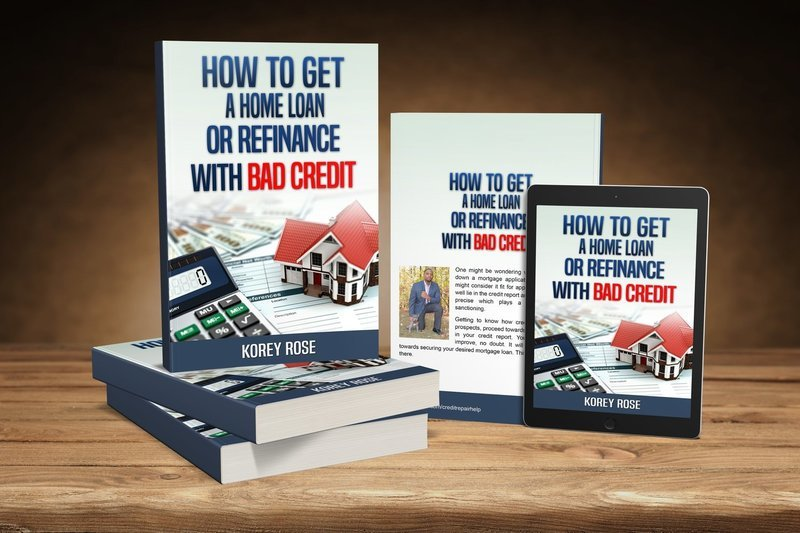 How To Get A Home Loan Or Refinance With Bad Credit