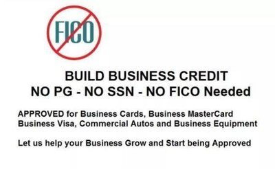 6 Credit Trade Line Approvals For Your LLC Or Inc With Listings