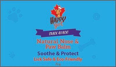 Crack Attack Natural Nose & Paw Balm - Large Size
