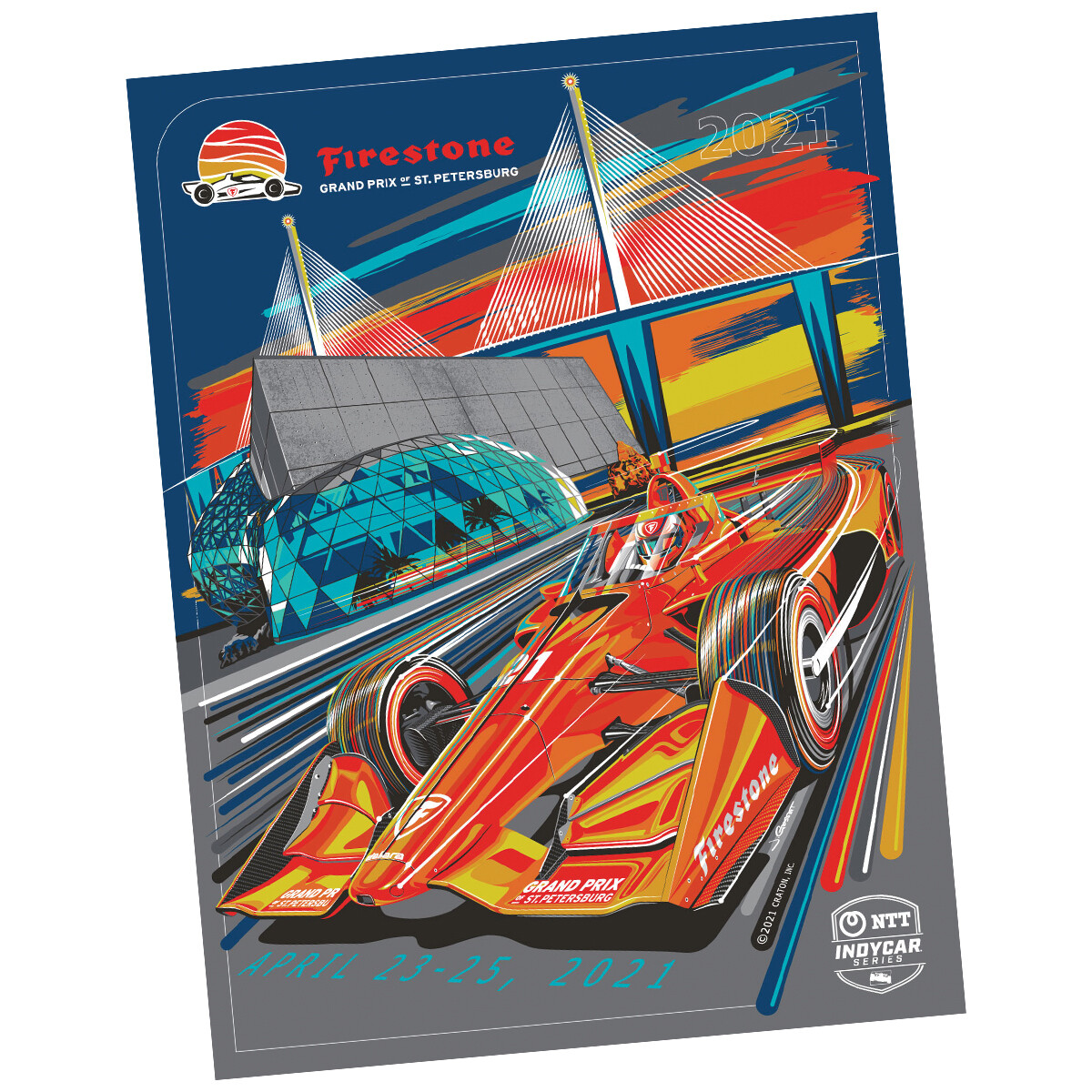 Poster - FGP of St. Pete