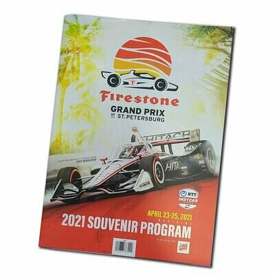 PROGRAM - 2021 Firestone Grand Prix of St. Pete