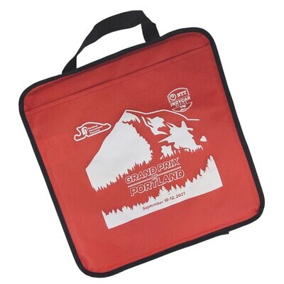 PGP Seat Cushion -Red