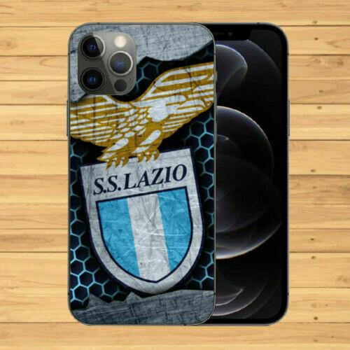Cover TPU per smartphone cellulare Personalizzata LAZIO tutti i modelli