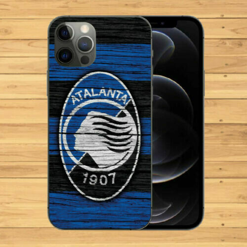 Cover TPU per smartphone cellulare Personalizzata ATALANTA tutti i modelli