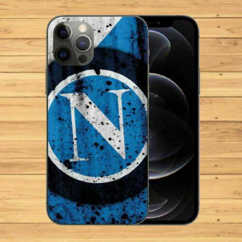 Cover TPU per smartphone cellulare Personalizzata NAPOLI tutti i modelli